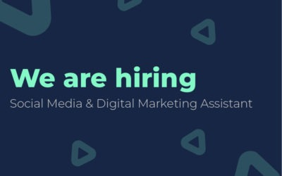 We're looking for a Social Media & Digital Marketing Assistant!